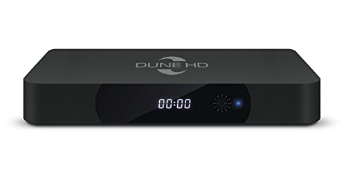 Dune HD Pro 4K Multimedia Player (4Kp60, HDR, BT.2020, HDMI 2.0a) Matt Schwarz