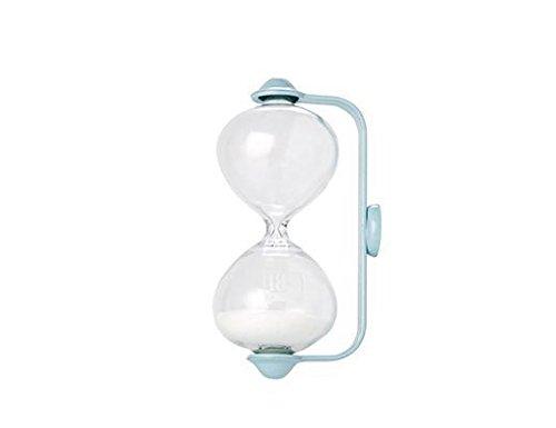 Kikkerland magnétique 3 Minute Minuteur (Bleu clair) – Minuteur d'Aimant de réfrigérateur