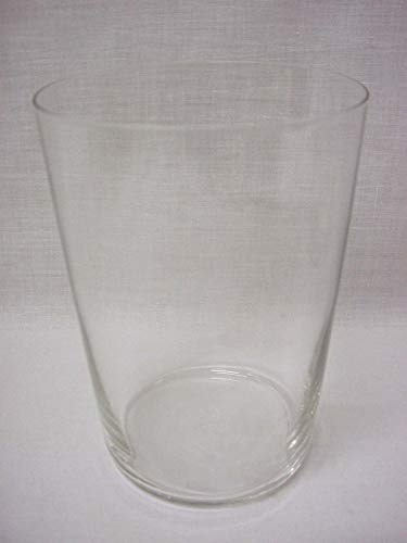 Dkristal Vaso Sidra Sella, Cristal, 500 ml, 6 Unidades