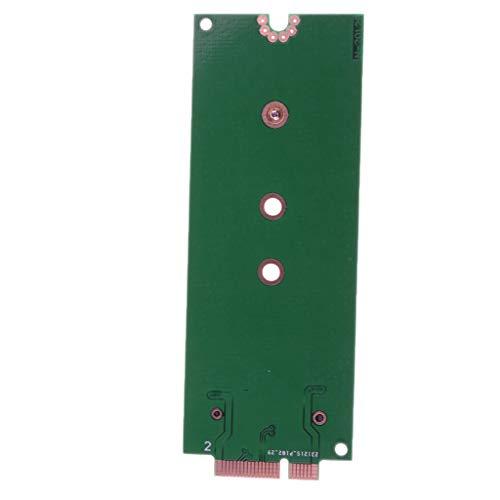 B Baosity M.2 NGFF SSD Adapter Konverterkarte Adapterkarte Expansion Card für MacBook Pro Retina A1398 A1425 2012 & Early 2013