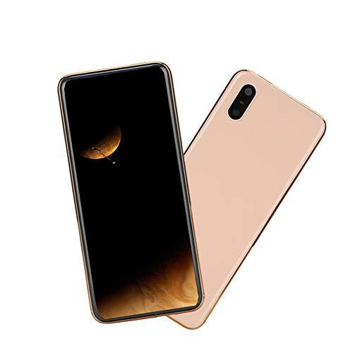 Kafuty 1.54 Pollici i8 Touch Card Personality Phone, Dual Card Double Standby Mini Smartphone Bluetooth Cellphone, con 32 GB di Memoria, Funzione Anti-Perso, Facile da Usare.