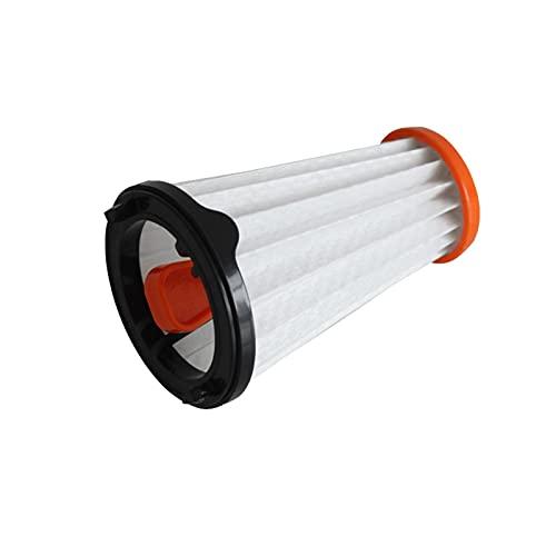 ZRNG 4pcs Filtros de Polvo Ajuste para electrolux zb3003 zb3114 zb5108 zb6118 Accesorios de Repuesto de la aspiradora La instalación es Simple y fácil de Usar. (Color : White)