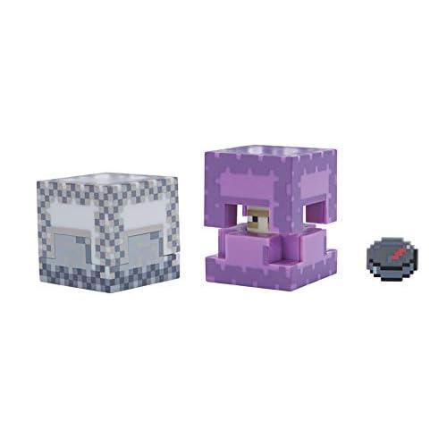 Minecraft 19973 - Action Figure-Shulker, 7 cm