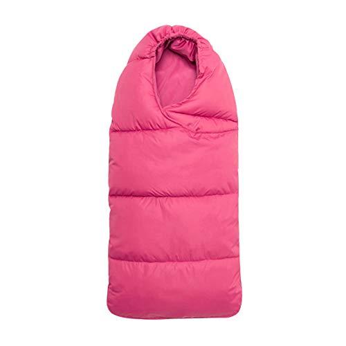 XINGYUE Saco de dormir de invierno para bebé, saco de dormir universal y acogedor, saco de dormir impermeable para todos los cochecitos, cochecitos, cochecitos, cochecitos, sillas de coche
