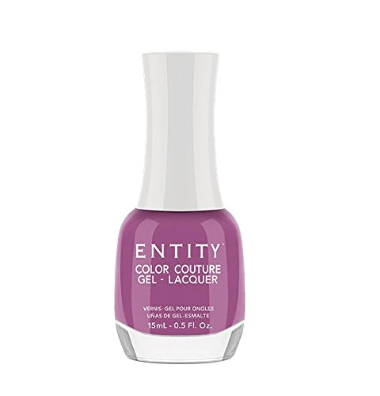 ミリメーター記念日原子Entity Color Couture Gel-Lacquer - Beauty Ritual - 15 ml/0.5 oz