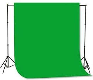 خلفية خضراء قماش 3 متر في 5 متر