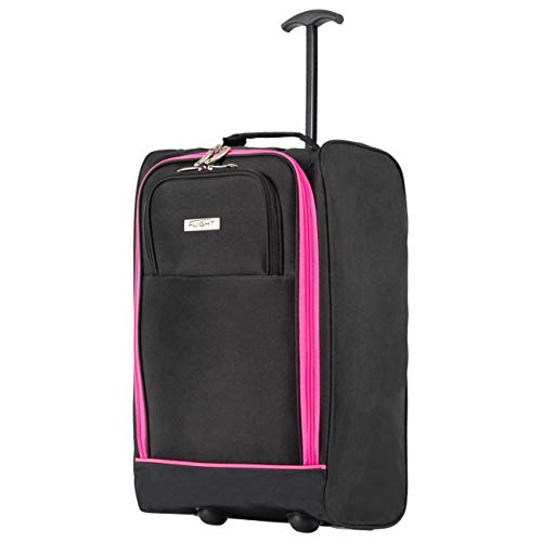 Flight Knight 56x45x25cm easyJet, British Airways, Jet2 Maximium Carry On Suitcase Size for Hand Luggage