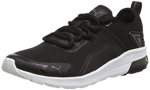 PUMA Electron Street Era, Zapatillas Unisex Adulto, Negro Black/Dark Shadow White, 37 EU