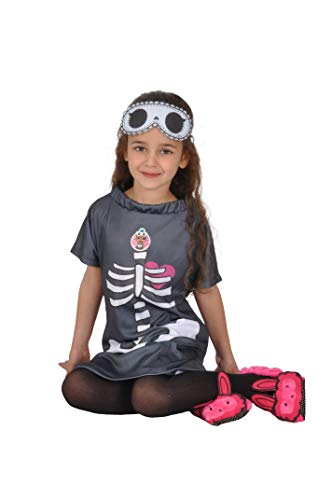 Ciao-L.O.L. Surprise Halloween costume travestimento Sleepy Bones (Taglia 6-9 anni) con accessori Bambini, Multicolore, 11137