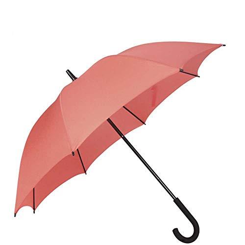 Parapluie Coupe-Vent Parapluie de Golf portatif, Grand auvent Double - Parapluies de Pluie surdimensionnés et à Ouverture Automatique Poignée Classique Léger Etanche Durable Stro (Couleur : G)