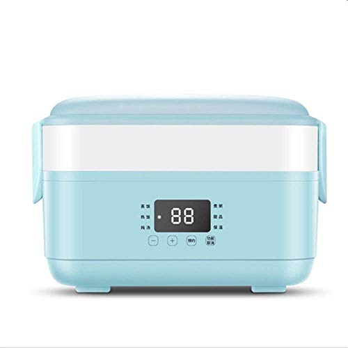 NBVCX Home Accessories Portable Lunch Boxes Bento Boxes Electric Lunch Box Food Warmer Lunch