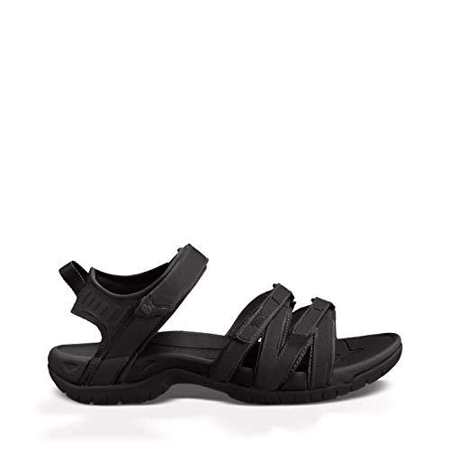 Teva Damen W Tirra, Black/Black, 42 EU
