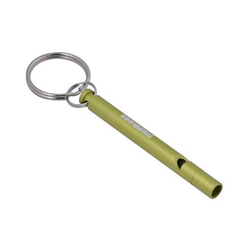 munkees schlanke Pfeife Schlüsselanhänger, Grün, 33865