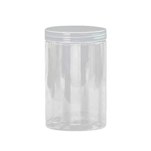 Transwen - Tarros de Cocina, Reutilizables, latas de conserva, latas para Alimentos portátiles