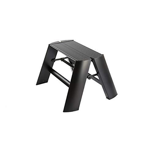 長谷川工業(Hasegawa) METAPHYS lucano ルカーノ 1-step ブラック ML1.0-1(BK) (17014)
