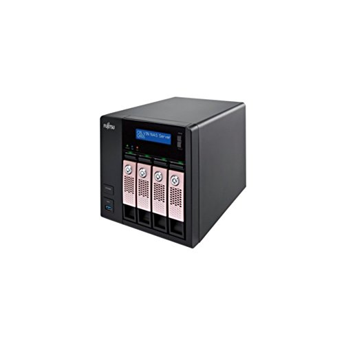 FUJITSU CELVIN NAS Q805 4x3TB NAS HDD