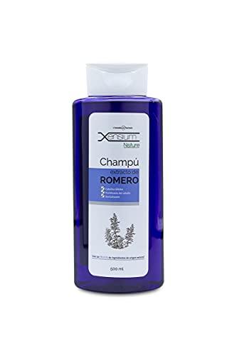 Xensium XENSIUM Nature Champú extracto de Romero 500 ml 500 ml