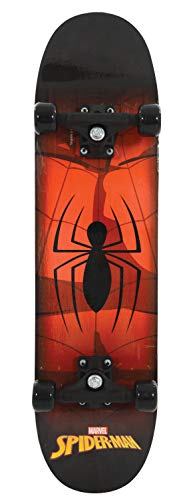 Spiderman Skateboard M002010 rot