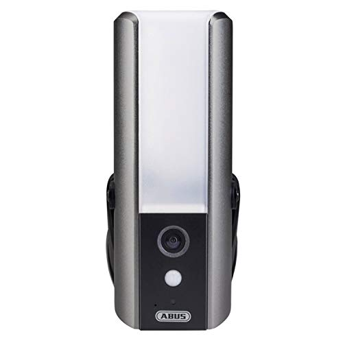 Abus Smart Security World WLAN Lichtkamera/Überwachungskamera Full HD, 82655
