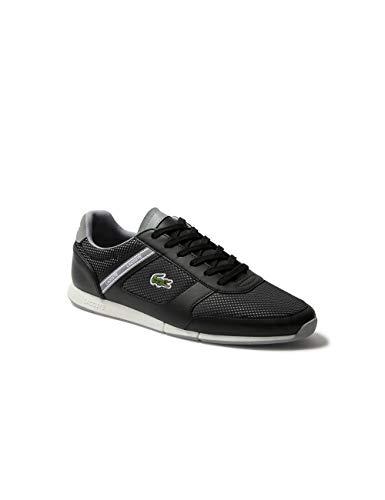 Lacoste Mens 739CMA0015231_40,5 Sneaker, Black