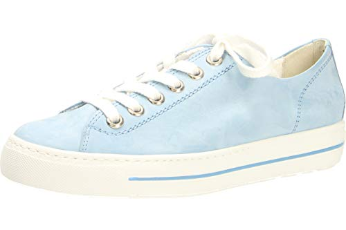 Paul Green Damen SUPER Soft Pauls 4704, Frauen sportlicher Schnürer, weibliche Ladies feminin elegant Women's Women Woman leger,LAGO,6 UK / 39 UK