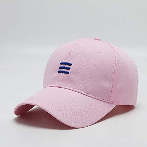 wtnhz Artículos de Moda Sombrero para Mujer Estilo Coreano Marea Salvaje Color Puro Moda Casual Gorra de béisbol Sombrero para el Sol Moda Casual Sombrero para el solRegalo de Vacaciones