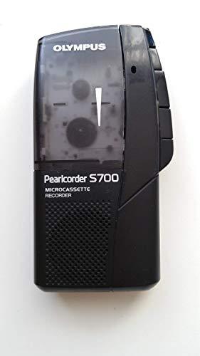 Olympus Pearlcorder S700 - Grabadora de voz con microcasete