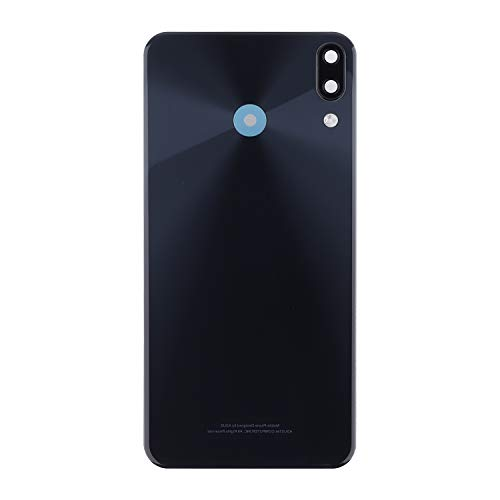 Vvsialeek Tapa trasera compatible con Asus Zenfone 5 ZE620KL, color negro