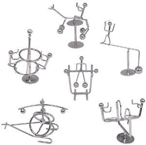 tiempo libre Assorted Balance Mobiles - - - 12 Pack by Rhode Island Novelty  Felices compras