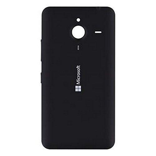 Copri batteria originale NOKIA NERO per Lumia 640 XL venduto in bulk senza scatolo