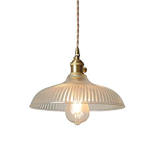 LHTCZZB Lámpara de araña + Soporte de lámpara de latón + chasis de Cobre Ajustable LED Equipo de Ahorro de energía Adecuado para Estudio, Comedor y Dormitorio