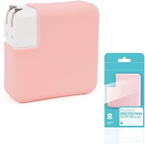 Funda de silicona premium compatible con MacBook Pro 13 (modelo: A2251/2289/A2338, 2020+), MacBook Pro 13 (modelo: A1425/A1502/A1706/A1708/A1989/A2159, 2011-2020), color rosa