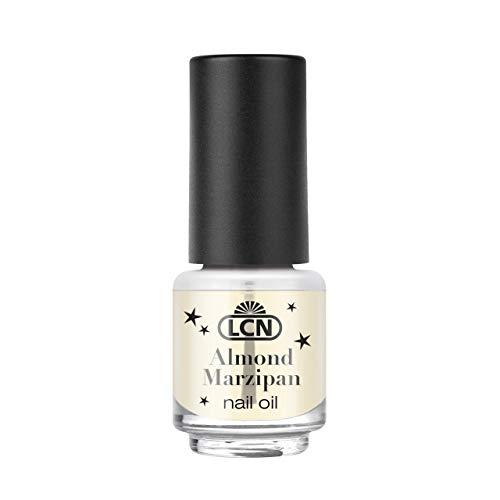LCN Almond Marzipan Nail Oil 8ml - Nagelöl mit weihnachtlichem Duft nach Mandel und Marzipan