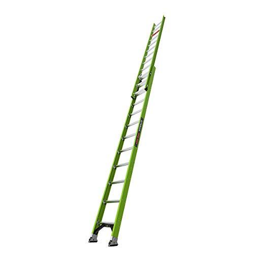 Little Giant Ladders, HyperLite, 24', Extension Ladder, Fiberglass, Type 1A, 300 lbs rated (18724)