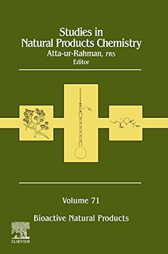 Studies in Natural Products Chemistry (ISSN) (English Edition)