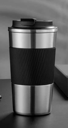 Autohaus Edelstahl Water Becher Thermos-Becher Male Und Weibliche Student Mark Becher Tragbare Kaffeetasse