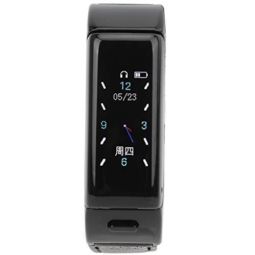 DAUERHAFT Pulsera Deportiva Inteligente Bluetooth Profesional fácil de Poner y Quitar Monitor Saludable para Realizar un Seguimiento de Las Actividades diarias