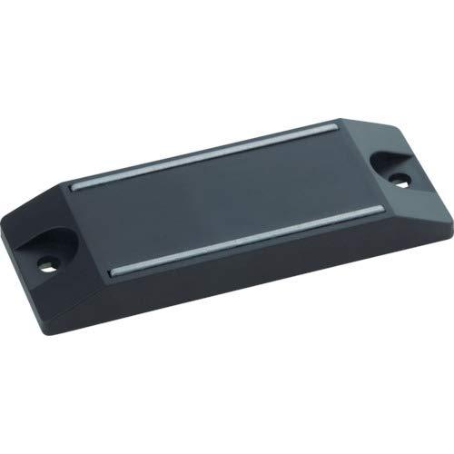 トラスコ TRUSCO マグネットキャッチ 樹脂製 平型 TSM-129-BK 1個 300-5178