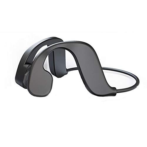 RSGK Auriculares De Música MP3 para Natación, Almacenamiento Incorporado De 32 GB, Auriculares IPX8 Impermeables con Conducción Ósea Bluetooth Auriculares Deportivos con Reproductor De MP3 Portátil