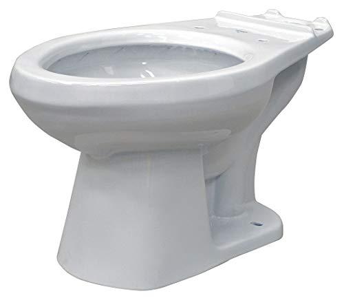 Gerber Plumbing 2463440 Gerber Avalanche Watersense High-Efficiency Elongated Siphon Jet Toilet Bowl, Ada-Compliant, 1.6 1.28 Gpf, White-2463440, white