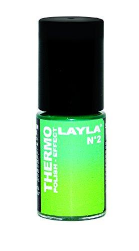 Layla Cosmetics Thermo Polish Effect N.2 thermo Nagellack