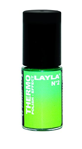 Layla Cosmetics Thermo Polish Effect N.2 thermo Nagellack