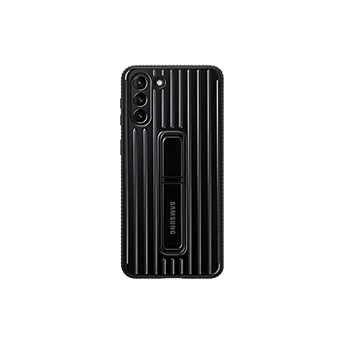 Samsung Protective Standing Cover per Galaxy S21+ 5G (2021), Black