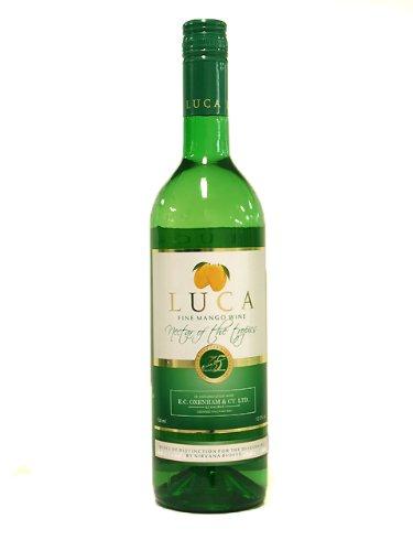 【インド産マンゴー果汁を醸造】マンゴーワイン [ 2013 白ワイン 中辛口 インド 750ml ]