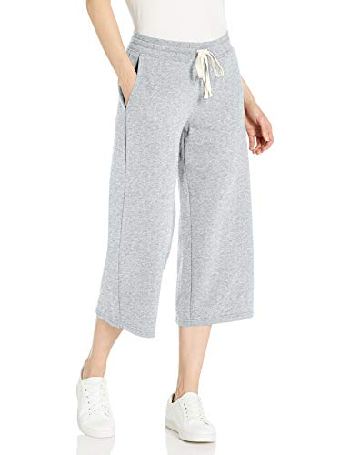 Pantal/ón de Ch/ándal Athletic-Pants Mujer Essentials French Terry Capri