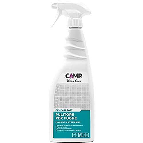 Camp PULIFUGA Fast, Detergente fughe pronto all'uso, Per piastrelle, pavimenti e rivestimenti