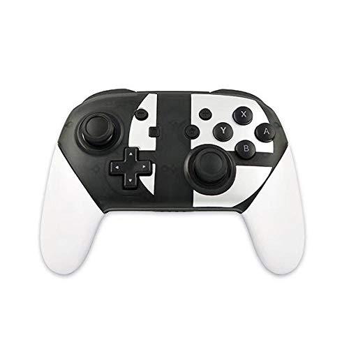 HDHL Mando Palanca de Mando con Interruptor inalámbrico Bluetooth para laConsola deconmutación remota de Nintendo Palanca de MandoBlanca