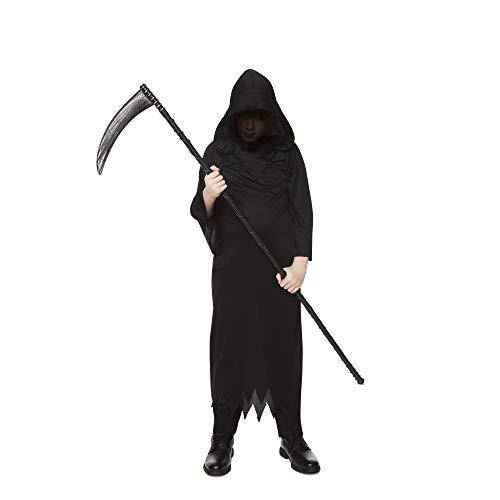 Karnival kostuums 84564 Halloween zwart Phantom kostuum, jongens, XX-Large