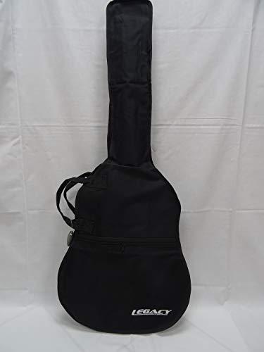 Gitarrentasche 4/4 Gig Bag mit Notentasche Rucksackgaritur