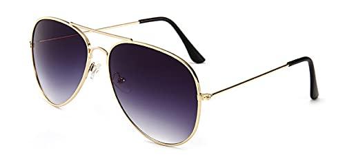 WANGZX Moda Gradiente Gafas De Sol para Mujer Gafas De Sol Retro Gafas De Conducción Al Aire Libre para Hombres Moda Uv400